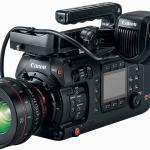 Canon revela sua nova câmera C700FF