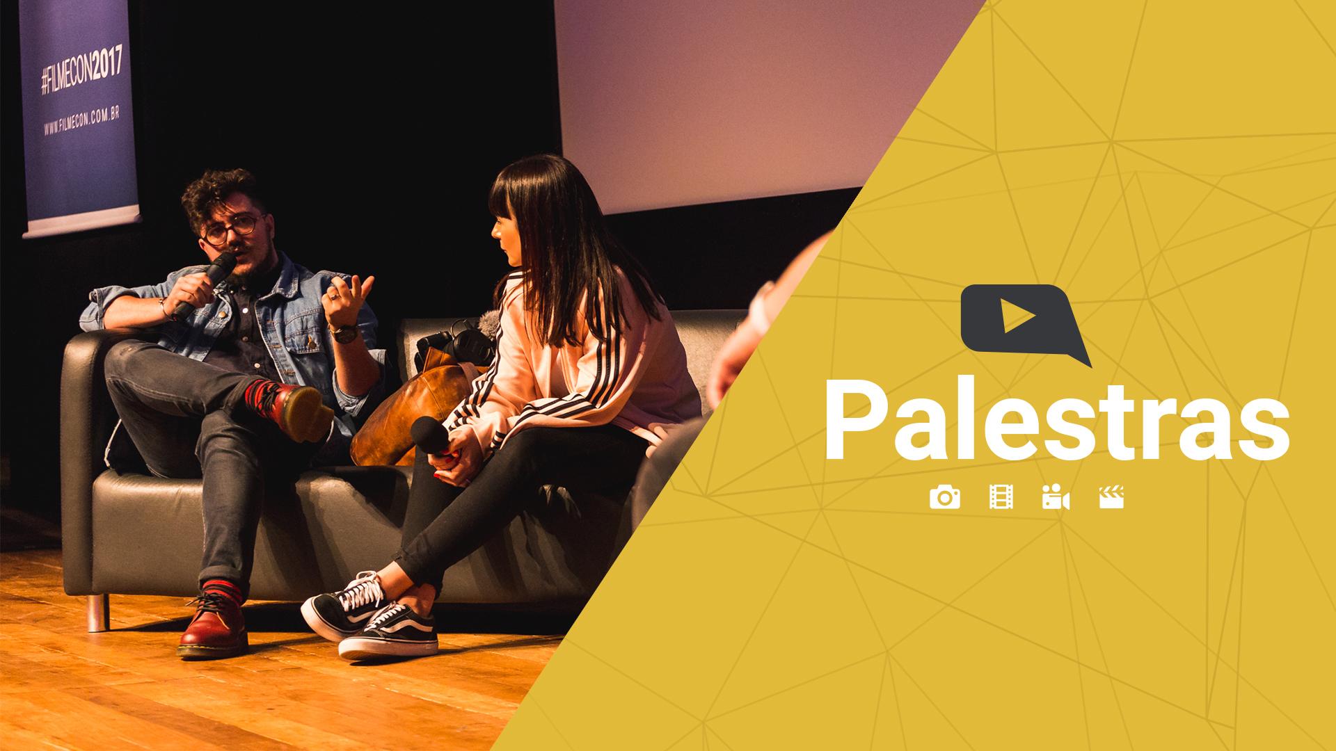 #04 Pílula FilmeCon - Paulo Cuenca e Danielle Noce