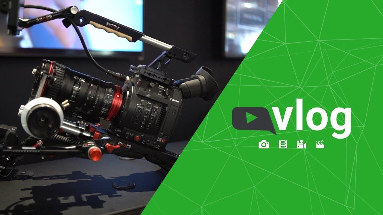 Vlog NABSHOW - Canon C200