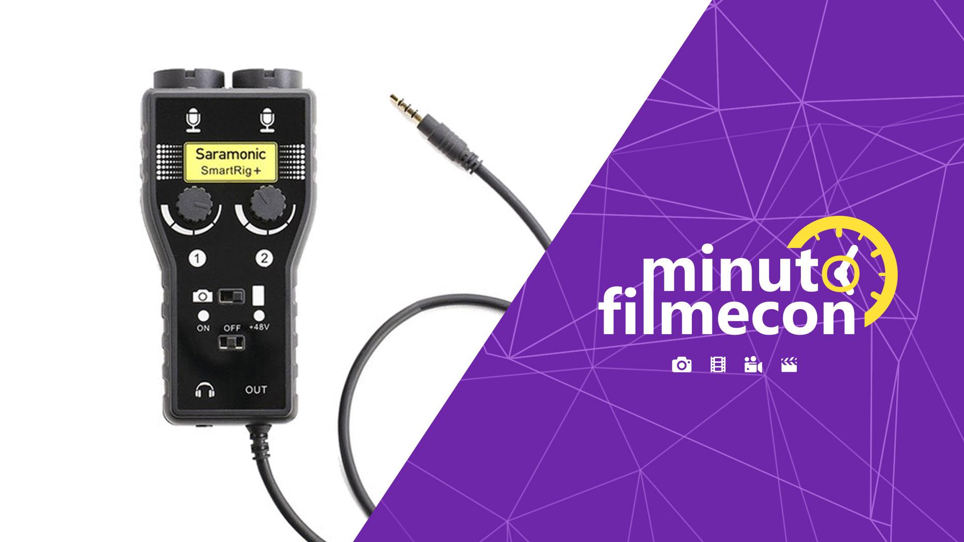 #21 - Saramonic SmartRig+ Plus Audio Interface