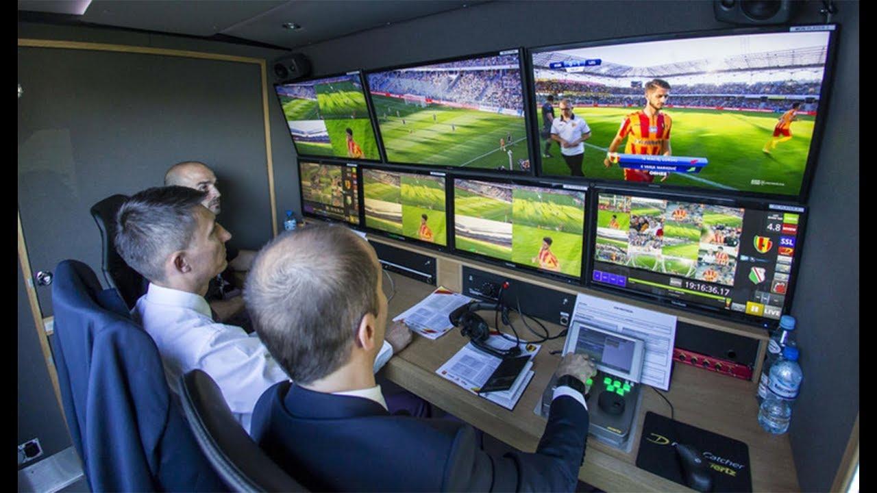 Mais câmeras, menos erros: a tecnologia por trás do árbitro de vídeo.
