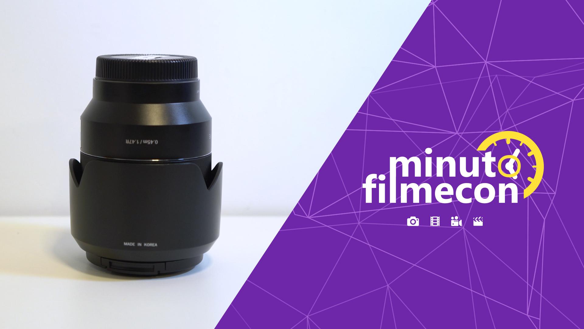 #24 - Rokinon 50mm f/1.4