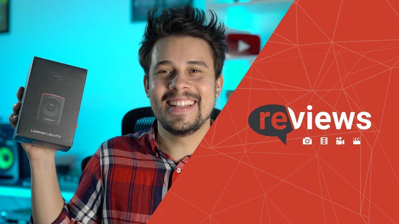 FilmeCon Review - Live Streaming Multicamera com a Mevo Plus (Português)