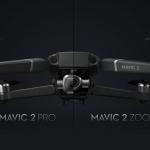 DJI lança novos drones DJI Mavic 2 Pro e Zoom