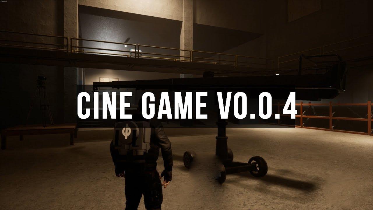 Audiovisual em jogo, conheça o Cine Game
