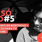 #5 Podcast FilmeCon - Fernando De Borthole + Projetos para TV e YouTube