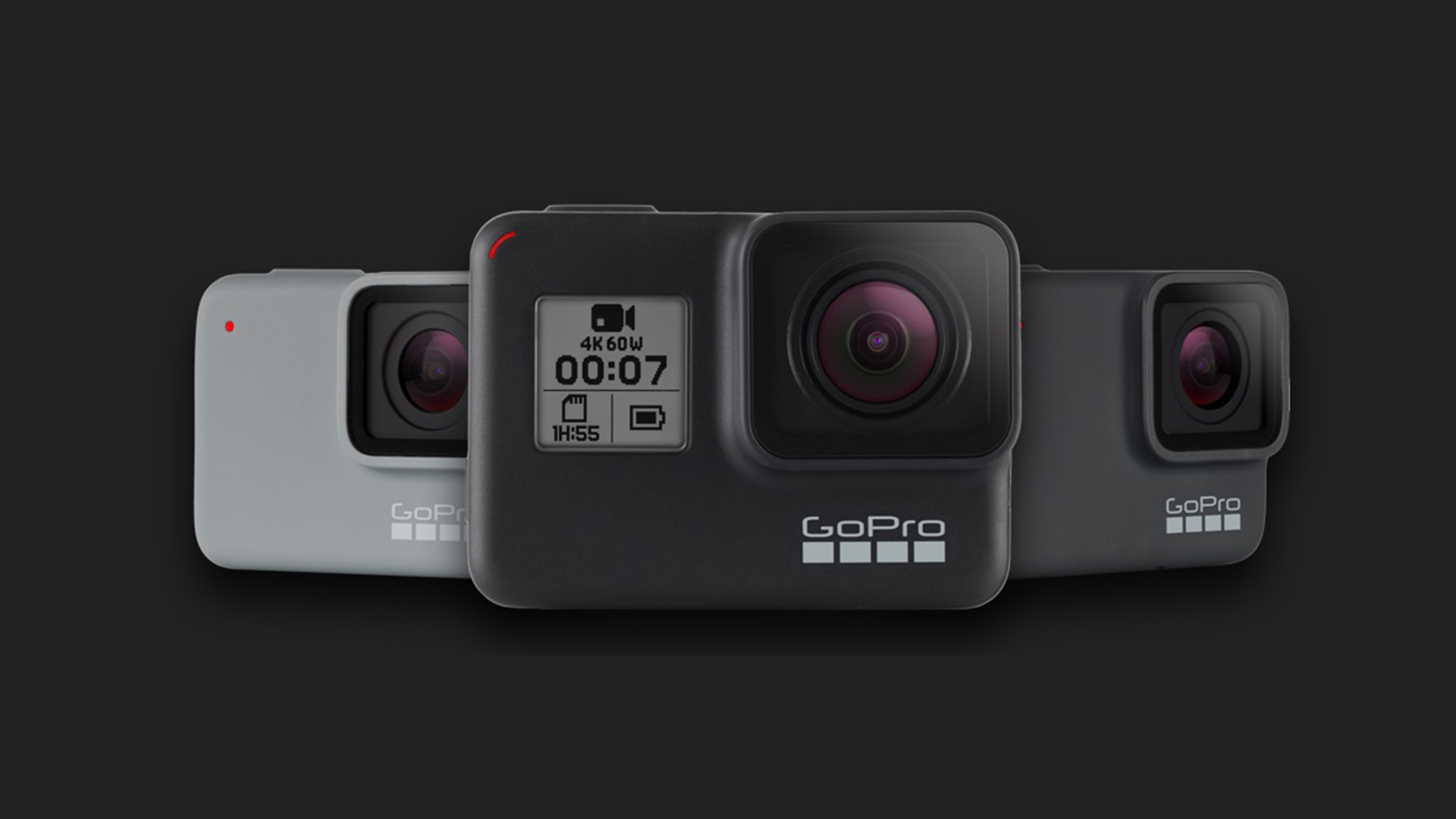 GoPro lança nova Hero 7