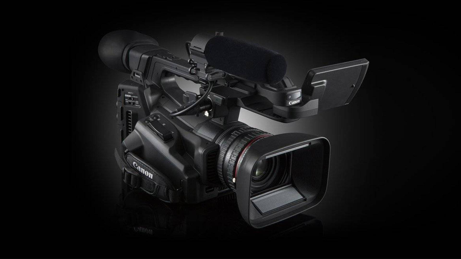 Conheça a nova Canon XF705